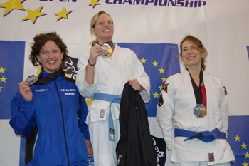 Ingrid silver i -58,5kg (blåbälten)