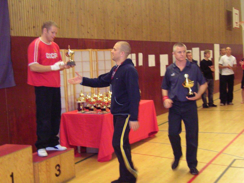 Jan Stian Wiggen (Oslo) Martin och Mike Wall