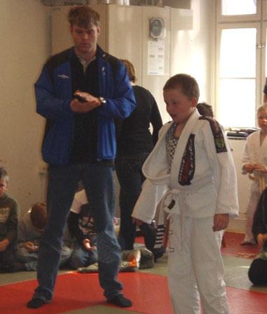 William Jöfors går på mattan!