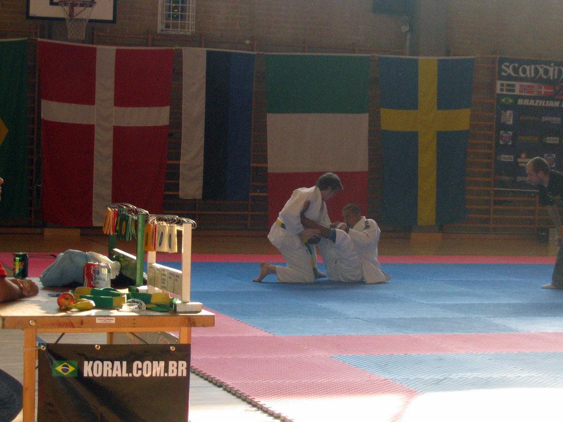Mer från Örjans tredje match.