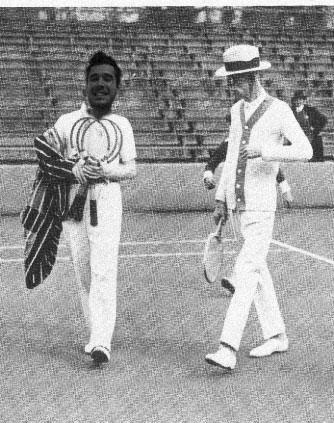Martin spelade enligt uppgift även tennis med sultanen, en sport som han varit aktiv i sedan barnsben. (arkivbild)